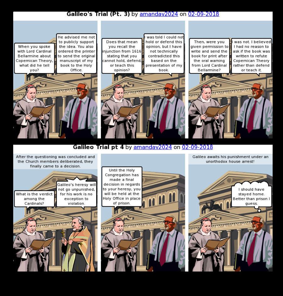 Trial Comics II