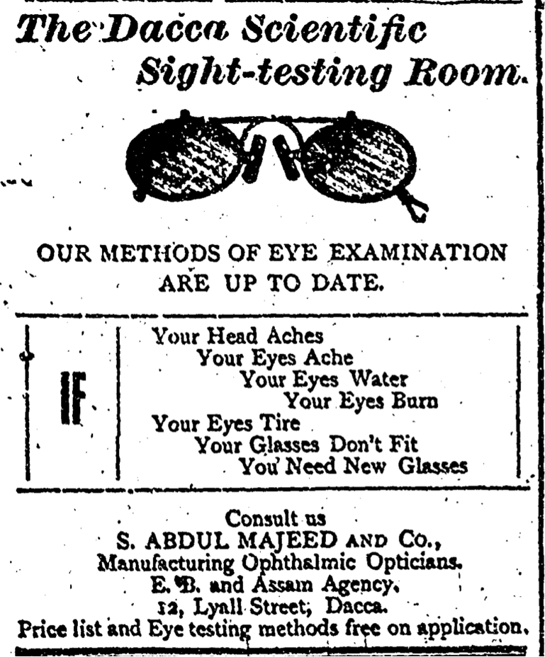 Amrita Bazar Patrika, March 30, 1911.